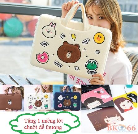 Túi chống sốc phong cách Hàn Quốc