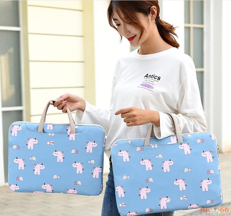 Túi chống sốc thời trang họa tiết hình thú dễ thương