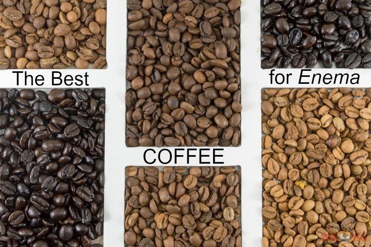 cà phê enema