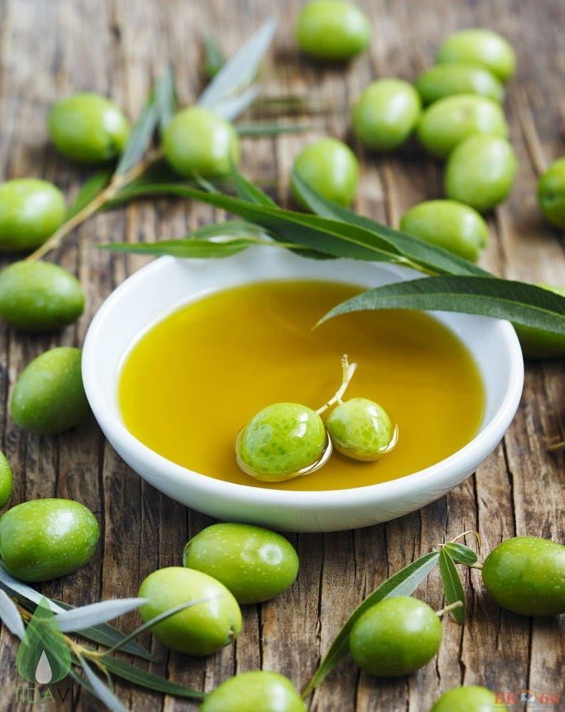 Thành phần trong quả olive