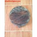 Thớt gỗ Nghiến không tâm siêu bền giá rẻ đường kính 30 cm
